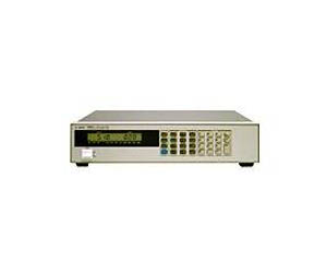 HP/AGILENT 6060B/20 ELEC. LOAD, SINGLE INPUT, 300W DC, OPT. 20